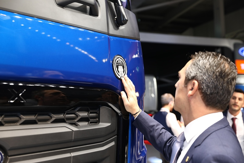 Ford Trucks'ın %90 Türk kamyonu Avrupa'da tacını taktı galerisi resim 18