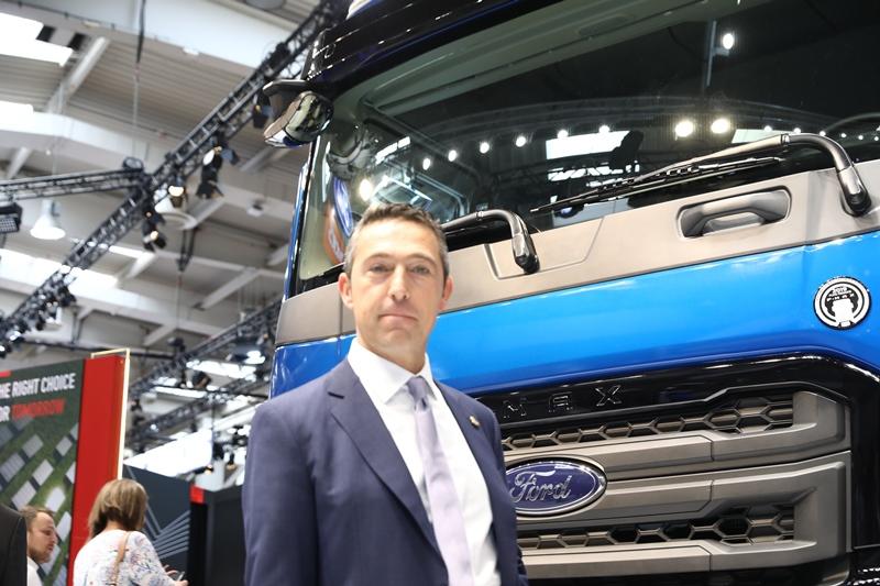 Ford Trucks'ın %90 Türk kamyonu Avrupa'da tacını taktı galerisi resim 19