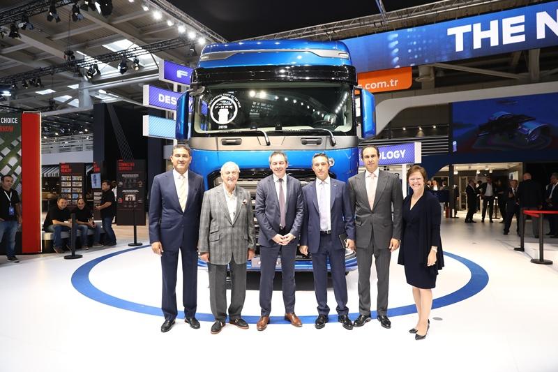 Ford Trucks'ın %90 Türk kamyonu Avrupa'da tacını taktı galerisi resim 20