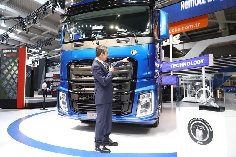 Ford Trucks'ın %90 Türk kamyonu Avrupa'da tacını taktı galerisi resim 21