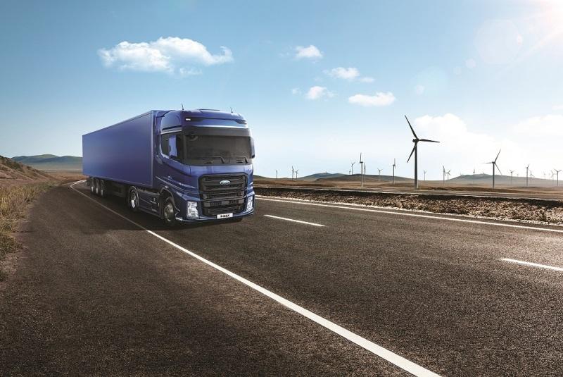 Ford Trucks'ın %90 Türk kamyonu Avrupa'da tacını taktı galerisi resim 23