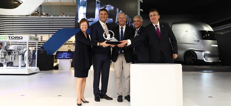 Ford Trucks'ın %90 Türk kamyonu Avrupa'da tacını taktı galerisi resim 26