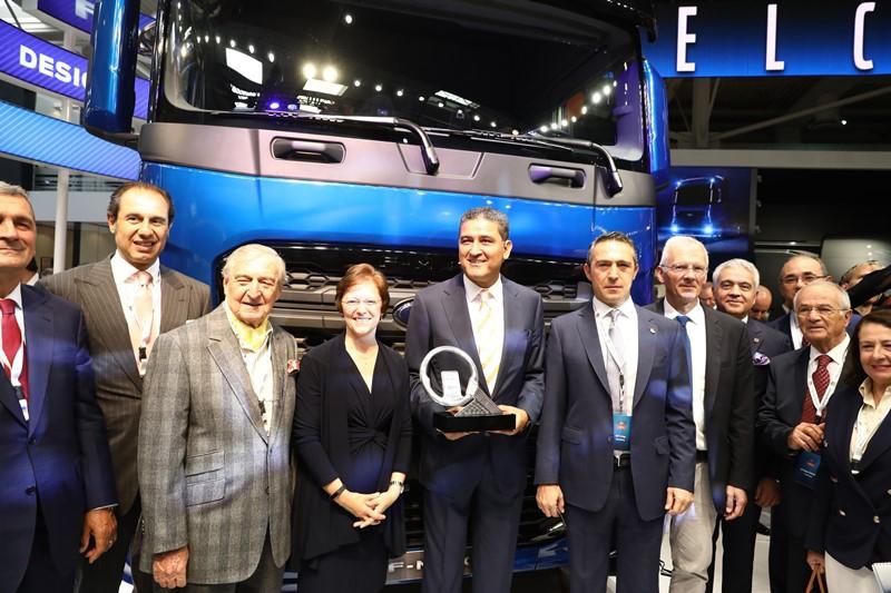 Ford Trucks'ın %90 Türk kamyonu Avrupa'da tacını taktı galerisi resim 27