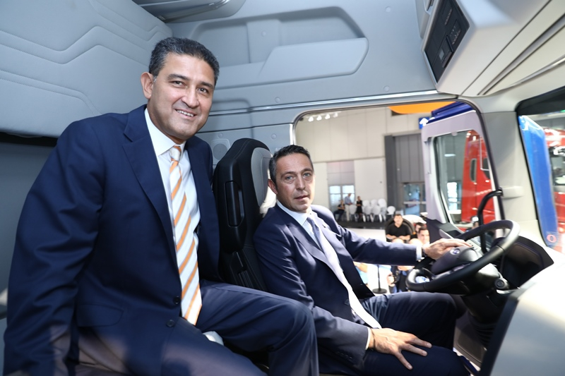 Ford Trucks'ın %90 Türk kamyonu Avrupa'da tacını taktı galerisi resim 3