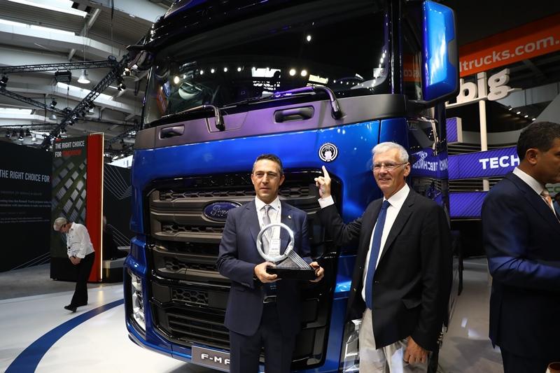 Ford Trucks'ın %90 Türk kamyonu Avrupa'da tacını taktı galerisi resim 5