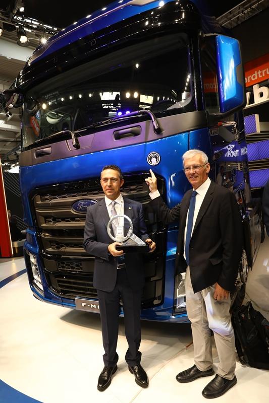 Ford Trucks'ın %90 Türk kamyonu Avrupa'da tacını taktı galerisi resim 6