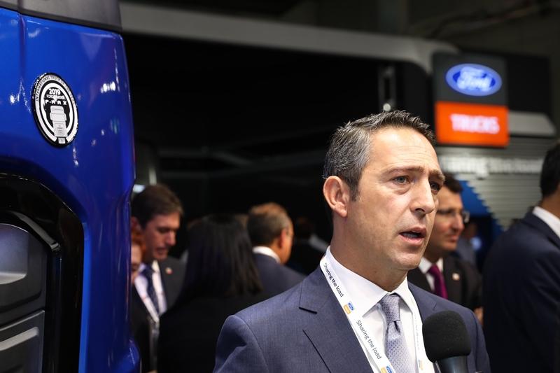 Ford Trucks'ın %90 Türk kamyonu Avrupa'da tacını taktı galerisi resim 9