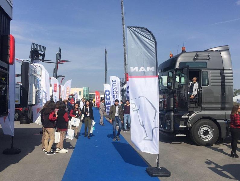 Ankara Lojistik Zirvesi 5 bin ziyaretçiyi ağırladı galerisi resim 25