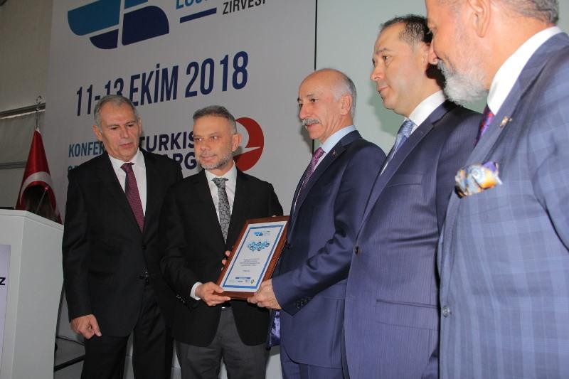 Ankara Lojistik Zirvesi 5 bin ziyaretçiyi ağırladı galerisi resim 3