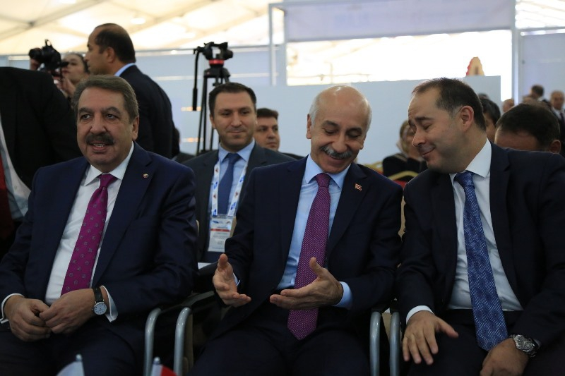 Ankara Lojistik Zirvesi 5 bin ziyaretçiyi ağırladı galerisi resim 5