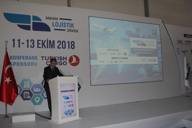 Ankara Lojistik Zirvesi 5 bin ziyaretçiyi ağırladı galerisi resim 7