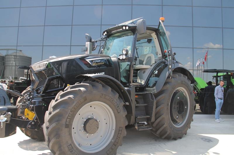 SDF ( Same, Deutz-Fahr) Traktör Fabrikası Yenilendi galerisi resim 10