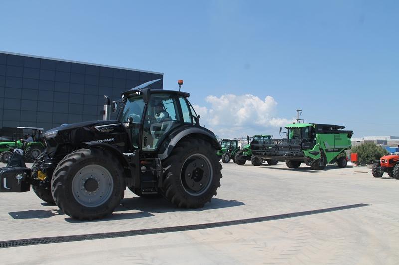SDF ( Same, Deutz-Fahr) Traktör Fabrikası Yenilendi galerisi resim 2