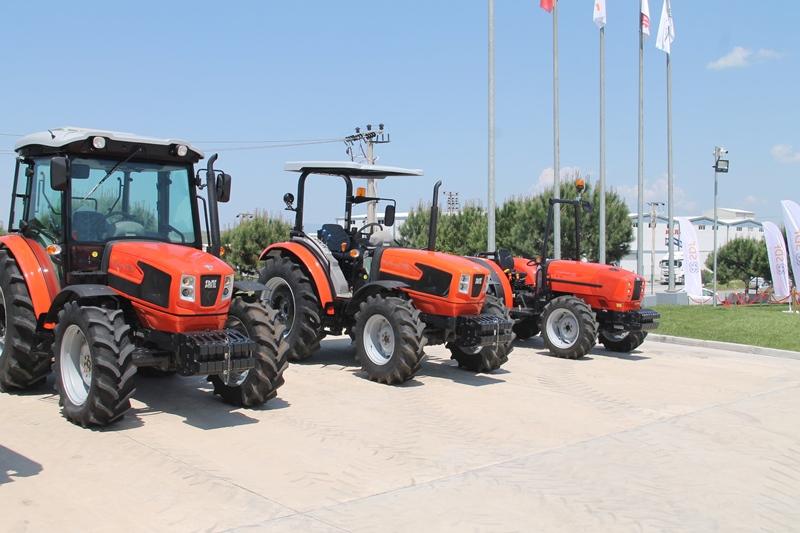SDF ( Same, Deutz-Fahr) Traktör Fabrikası Yenilendi galerisi resim 5