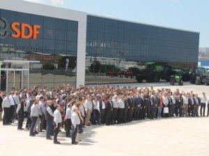 SDF ( Same, Deutz-Fahr) Traktör Fabrikası Yenilendi