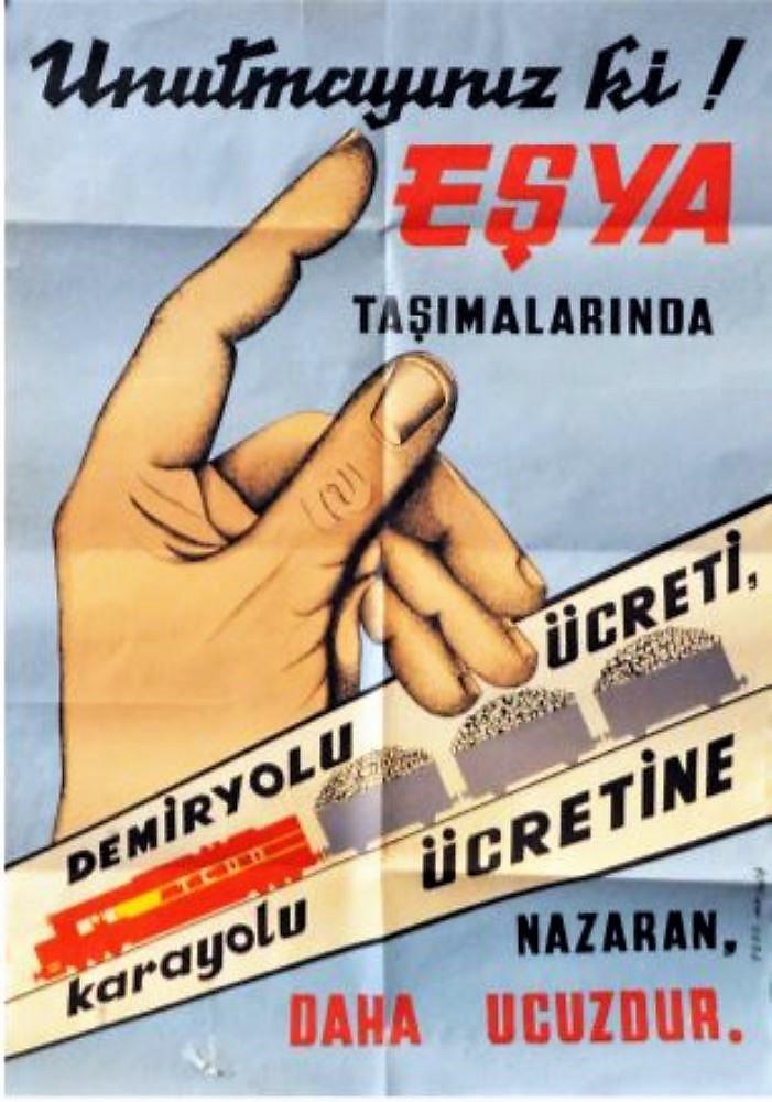 Cumhuriyet Dönemi Renkli Ray Serüvenimizin Kimi Belgeleri (3) galerisi resim 36