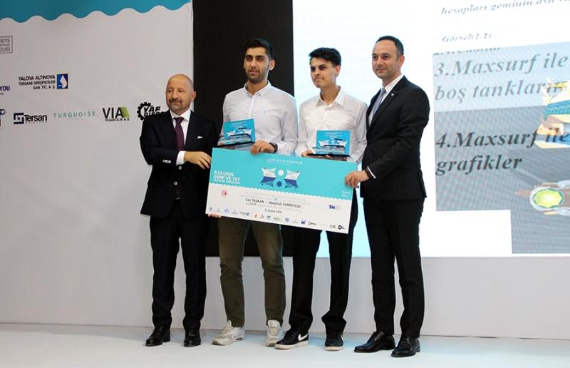 Gemi ve Yat Tasarım Yarışması'nda kazananlar galerisi resim 12