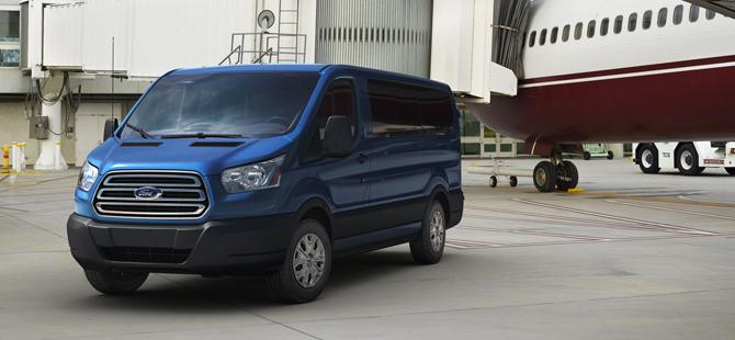 Yeni Ford Transit, yüzde 6 daha tasarruflu