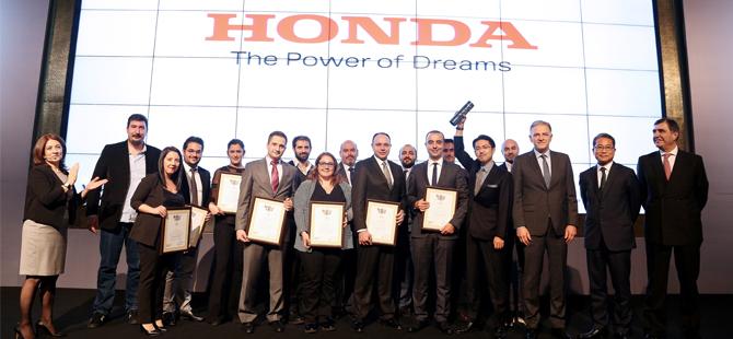 Honda, 100 milyonuncu otomobilini üretti!
