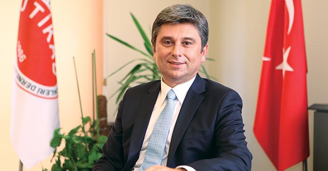 Turgut Erkeskin, DEİK'teki görevine yeniden seçildi