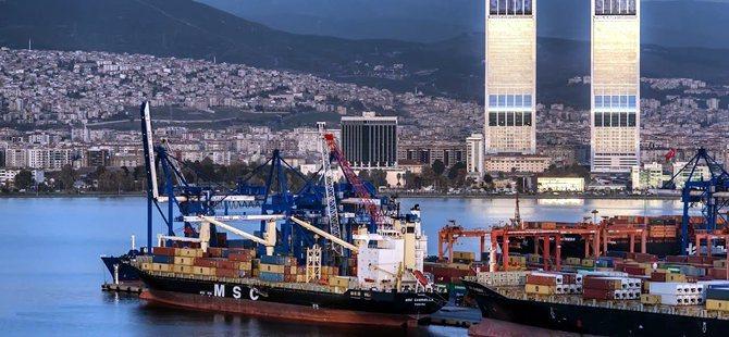 Alsancak Limanı'nın yeni imar planları askıdan indi