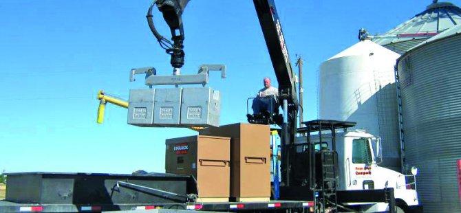 Baykon, konteyner tartımında ürün desteği ve doğrulama hizmeti veriyor