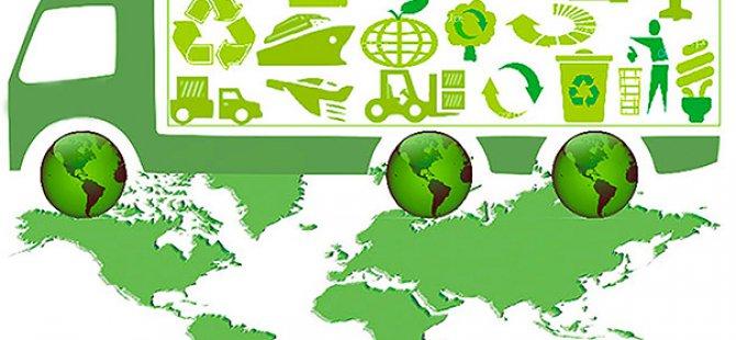 Taşımacılıkta 'yeşil lojistik' dönemi
