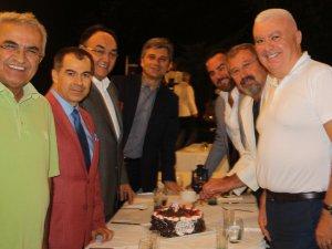 Lojistik Ekipmanlar, 7. yılını sektör temsilcileriyle kutladı