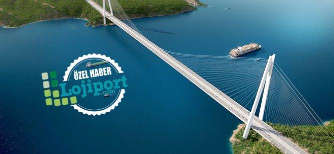 3.Köprü lojistik maliyetleri yükseltecek
