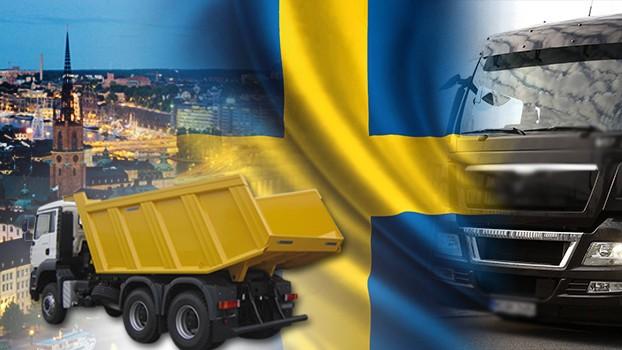 İsveçli firma, Türkiye'den damper ve şasi üreticisi arıyor