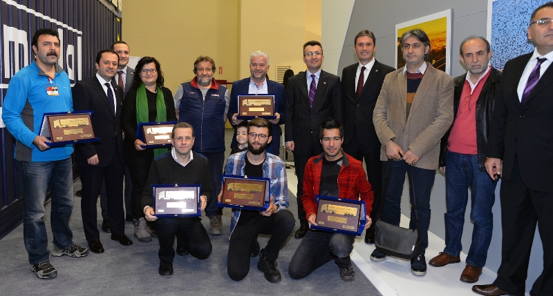 Ford Trucks Fotoğraf Yarışması şampiyonları taçlandı