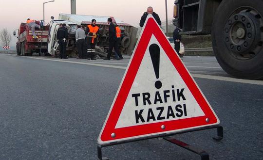 İstanbul trafiğinin sonbaharı: 3 bin 428 kaza