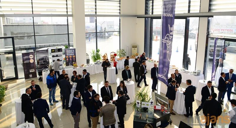 Scania, kamuya yönelik üstyapı çözümlerini tanıttı