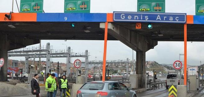 İşte yeni köprü ve otoyol ücretleri