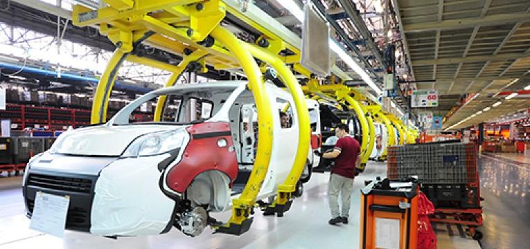 120 fabrikada üretim durdu, zarar 60 milyon $