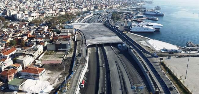 Avrasya Tüneli'nin yeni geçiş ücreti
