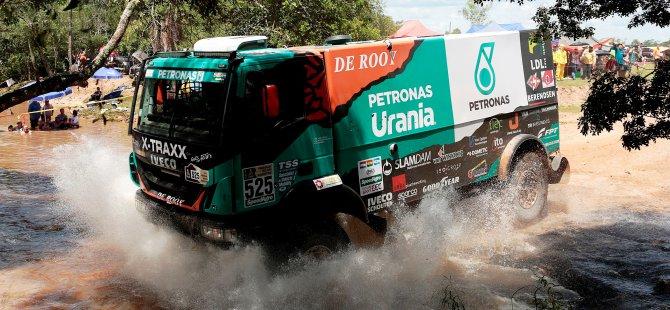 Iveco ekibi Dakar yarışına başladı