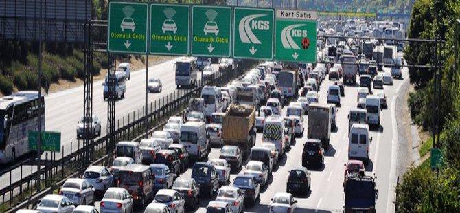 Kasımda 130 bin yeni araç trafiğe çıktı