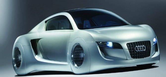 Geleceğin otomobilleri görücüye çıktı