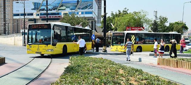 'İETT otobüsleri' tarih oluyor