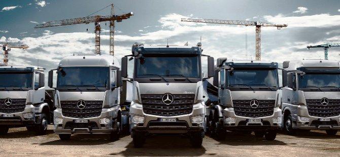Mercedes Benz Türk, çocukları unutmadı