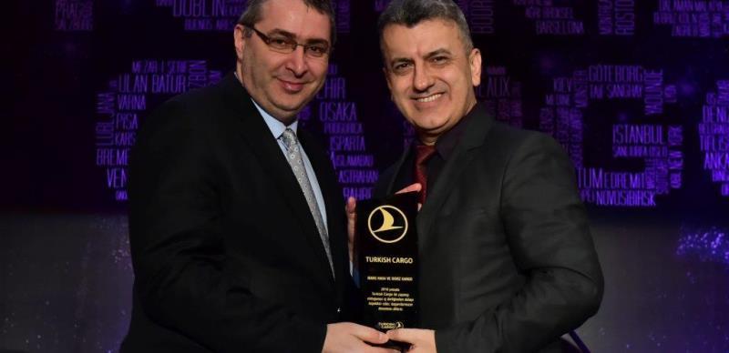 Mars Hava ve Deniz Kargo'ya Turkish Cargo'dan ödül