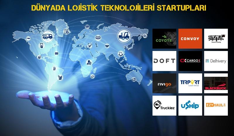 Geleceğin milyar dolarlık, 12 Lojistik StartUp'ı