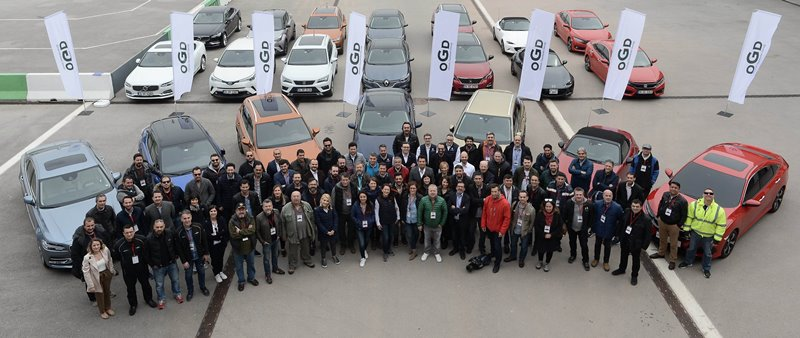 """İşte Türkiye'de """"Yılın Otomobili"""" finalistleri"""