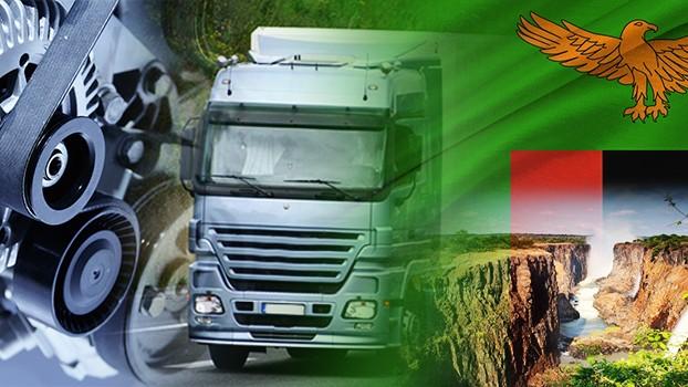 Zambiyalı lojistik firması kamyon yedek parçaları istiyor