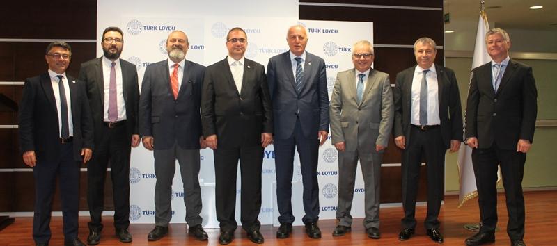 Türk Loydu Vakfı'nda yeni yönetim