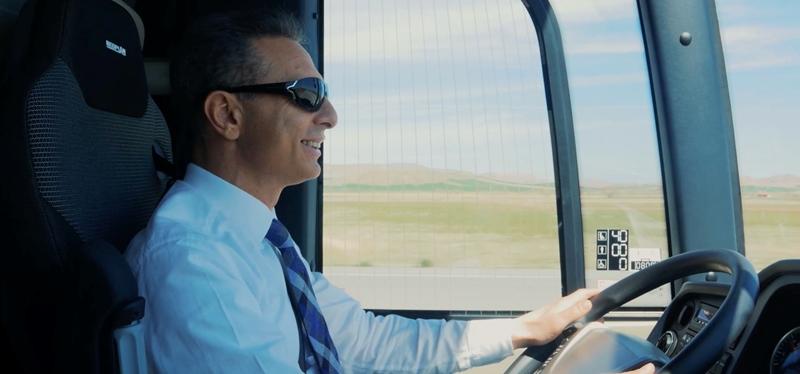 Yeni Tourliner'ın ilk test sürüşü Tuncay Bekiroğlu'dan