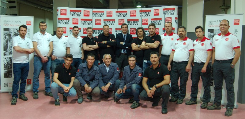 Özmutlubaş, RTEC 2017'de Türkiye'yi temsil edecek