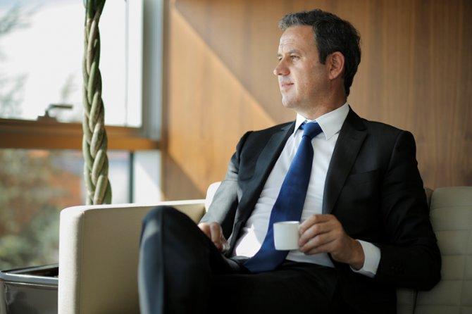 Zahit Sağlık, yeniden DEİK Slovenya İş Konseyi Başkanı