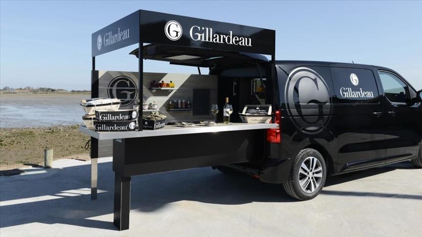 Peugeot'dan kullanışlı lüks gıda aracı